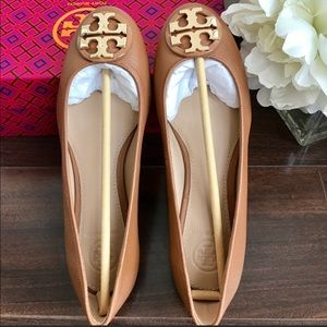 2d6ef125b245 Tory Burch Shoes - NWT Tory Burch Claire Ballet Flats